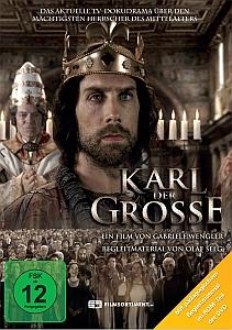 Karl der Grosse Dokudrama filmsortiment Schulmaterial