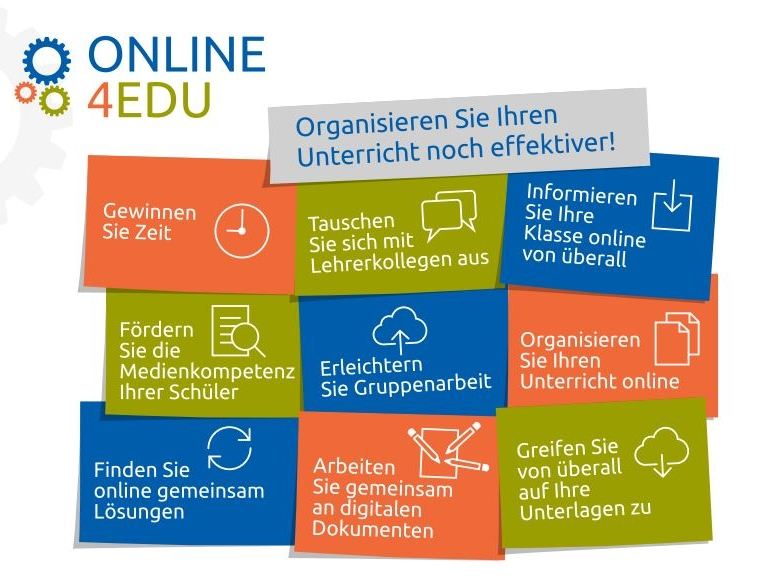 Stiftung Digitale Chancen Online4Edu